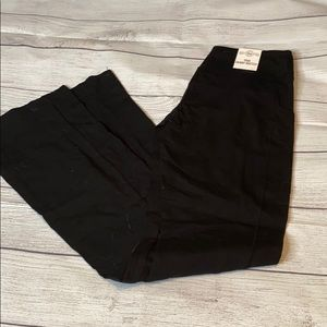 SO yoga skinny bootcut pant w pocket nwt